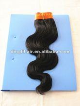 cheap malaysian body wave bundle human hair