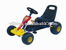 Metal pedal go kart (adult),ride on car