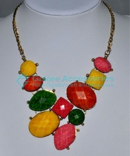 china new design pictures of beaded necklaces 2013