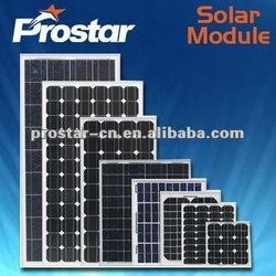monocrystalline solar panel 134W
