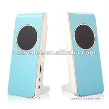 amplified speaker for desktop/laptop/computer/notebook/mp3/mp4 ( SP-310)