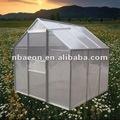 UV-beständige Aluminiumgartenhauszeichnung mit Garten