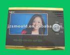 Zhuhai China injection mould manufacture CNC made plastic rapid phototype handle padding