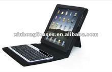Keyboard leather case For ipad mini
