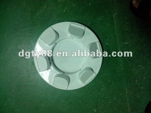 vacuum forming electronic products display table of plastic