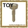 Types of door blank keys blank