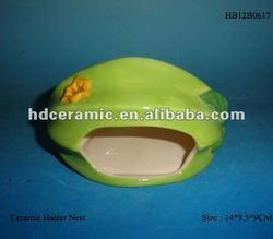 Carambola Sculpt Ceramic small pet cage