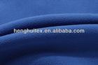 100%polyester micro knitting dyed antipilling polar fleece fabric