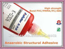 Kafuter-0306 General Purpose Anaerobic Structural Adhesive for Plastics ABS/PC/PVC/PMMA