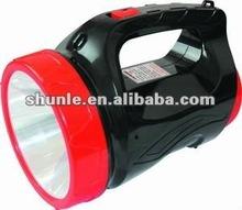 NEW LED FLOOD LIGHT PORTABLE RECHARGEABLE SEARCHLIGHT, FLASHLIGHT