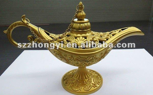 anao de jardim resumo:Aladdin Genie Lamp