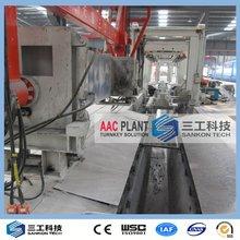 150,000M3 AAC Block Plant In Iran