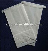 square bottom airsickness paper bag
