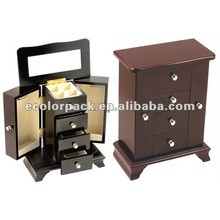 Furniture style wooden decorate case