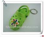 OEM high quality shoe keychain