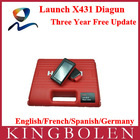 2012 Best offer Newest update launch x431 diagun software last price free shipping