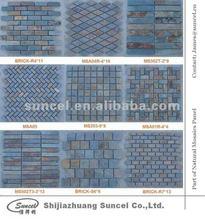 Stone Mosaics and Stone Waist Line Mosaics