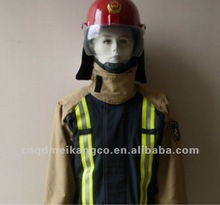 MKF fire proof Firefighter suits/clothes
