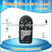 JVE-3313B 1920*1080 3.0 mega pixel digital hd record audio;hd mini voice recorder;hd mini dv