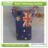 2012 Australia Retro Flag Hard bubble pack case for iphone 4 4s