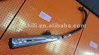 stainless steel motorcycle exhaust muffler/Motorcycle HAOJUE HJ-30210 exhaust muffler
