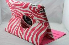 New arrival 360 degree rotate for ipad mini leather case