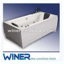 one person indoor mini hydor protable cornner portable massage bathtub price