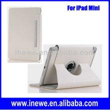 Auto Sleep Protective Rotational Leather Case for iPad Mini