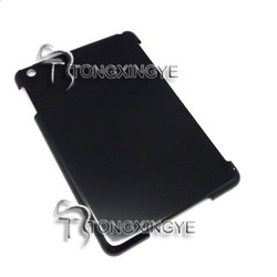 2013 leather cover for ipad mini smart and classic, free LOGO printing.