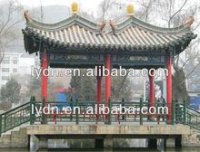 China Manufacture asian pagoda garden