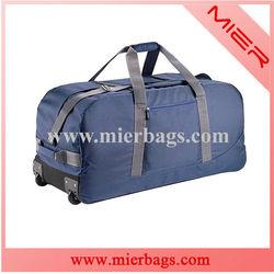 Durable 1680D Travel Bag On Wheels