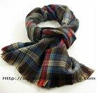 XH-1115 New fashion yarn dyed wholesale wrap scarf