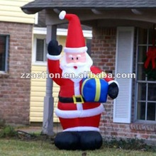 2012 Most popular inflatable christmas decoration for sale