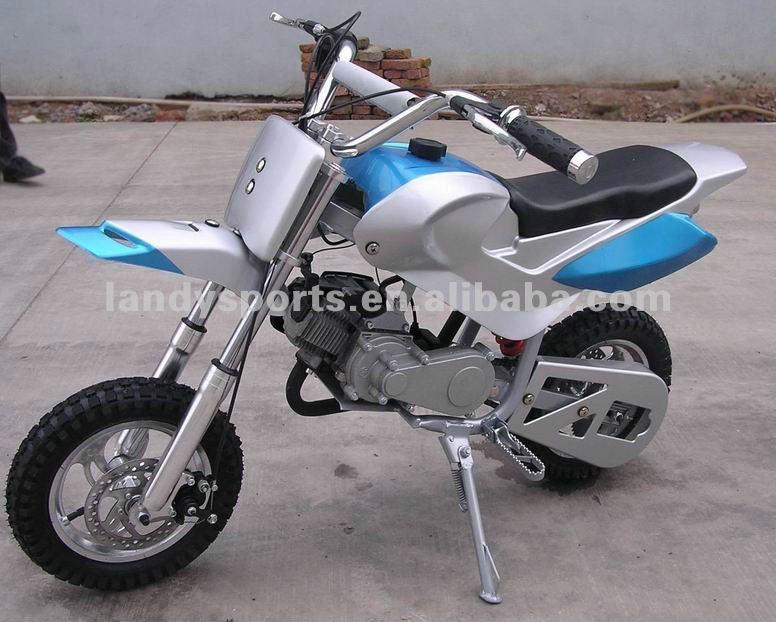 50cc 2-stroke Mini Dirt Bike/Off-Road Bike (LD-DB204)