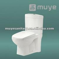 Best Push Button Toilet Flush Porcelain Toilet MY-2591