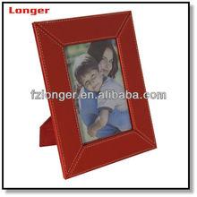 Elegant red cortex antique photo frames