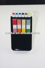 New Design 6 in 1 ball pen, mechanical pencil, highlighter,ink pen set
