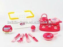 10137762 ASTM estándar de los niños de cocina juguetes sistema del juego