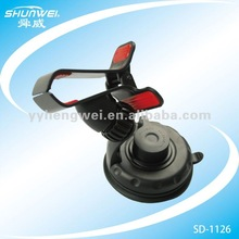 big size Multi function suction cup mobile phone holder/GPS holder