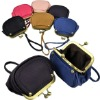 Korean style PU Leather wallet ladies' coin purse and handbags