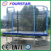 6FT-16FT adults biggest trampoline with tent SX-FT(E)