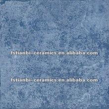 20x20 Blue ceramic floor tiles, porcelain tile looks like marble