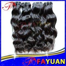Wholesale Natural-looking Steam Processed 100% virgin remy curly hair indian genuine bulk