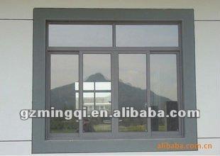 ventanas de aluminio negro diseños para la casa