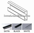 Aluminium Profile Wall Rail Track T101 for Picture Hanging Display System