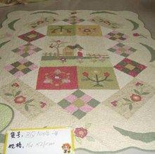 Stock Applique Patchwork Cotton home used Floor Carpet
