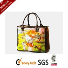 Colorful Tote Bag for Promotion