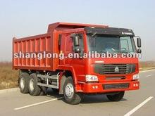 SINOTRUK 25ton self discharging truck