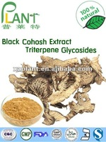 GMP Manufacturer Natural Triterpene Glycosides 2.5%