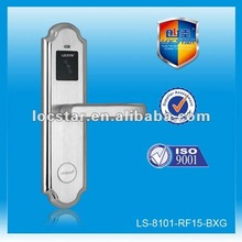 2012 New generation stainless steel electric lock for hotel